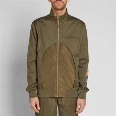 x han kjobenhavn track jacket olive end - Puma X Han Kjobenhavn Jacket