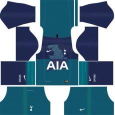 kit tottenham 18 dls kit tottenham 2019 novo uniforme para dls 20 league soccer do jogos wx