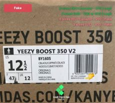 yeezy boost 350 v2 box real vs fake the ultimate yeezy boost 350 v2 vs real guide all colourways