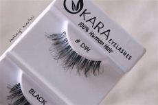 kara lashes review kara dw false eyelashes review dupes swatches price