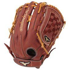 cheap slow pitch softball gloves mizuno mvp series slowpitch softball glove 14 quot gmvp1400s2