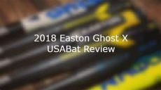usabat reviews 2018 easton ghost x usabat review batdigest