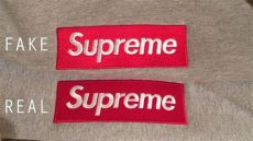 supreme hoodie tags real vs fake how to spot a supreme every time the trend spotter