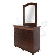 sinai gavetero tocador dinastia gav con espejo tocador de madera ropero de madera y gaveteros - Gaveteros De Madera Con Espejo