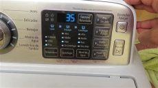 error de en la lavadora samsung lavadora samsung error de wobble solucion