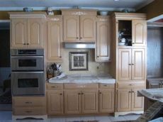 pickled oak cabinets images pickled oak kitchen cabinets photos