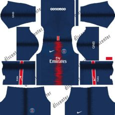 kit dls 19 psg psg kits logo url league soccer 2018 2019