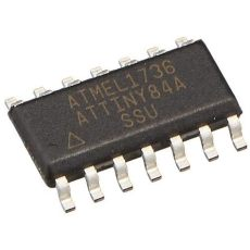 attiny84a ssu microchip микроконтроллеры цена купить в дко электронщик - Attiny84a Ssu