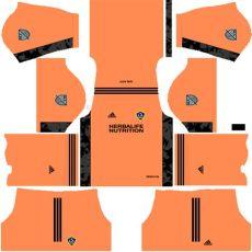 kits uniformes los angeles galaxy mls 2020 fts 15 dls - Kit Dls La Galaxy
