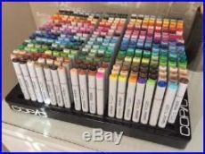 copic sketch 358 set supply box copic sketch 358 all color markers set craft not box included