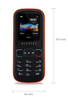 celulares telcel baratos en oaxaca alcatel ot 306a un celular barato con telcel celulares smartphones tabletas