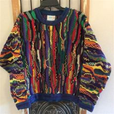 coogi sweaters authentic biggie smalls vintage medium poshmark - Biggie Smalls Coogi Sweater Replica