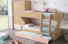 literas de 3 camas para ninas madrid kc ni 241 as literas juveniles literas y camas