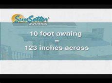 sunsetter installation wmv - Sunsetter Awning Assembly Instructions
