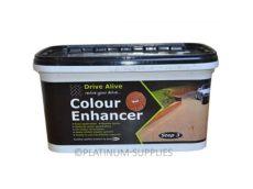 drive hard concrete sealer drive alive colour enhancer coloured concrete driveway sealer 4ltrs ebay