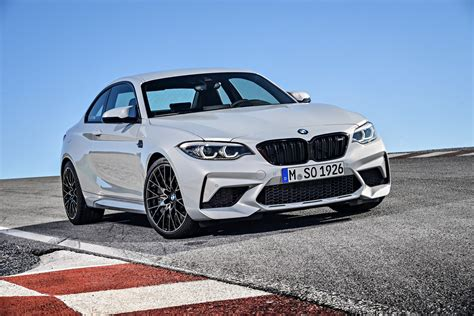 bmw m2 competition official 405 hp carscoops