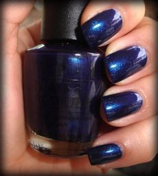 opi blue nail best of polished affair swatches in 2020 nail opi - Opi Blue Nail Polish Swatches