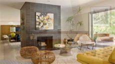 34 ideas de lindas chimeneas modernas - Fotos De Salas Modernas Con Chimeneas
