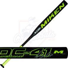 2017 miken dc41 usssa review 2017 miken denny crine dc41 slowpitch softball bat supermax usssa mdc41u