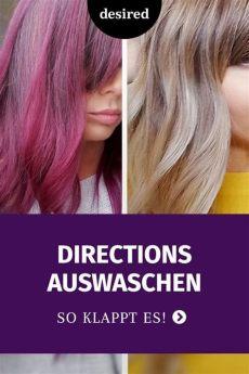 directions haare waschen directions auswaschen entfernen 6 m 246 glichkeiten bunte haare haarfarben und directions