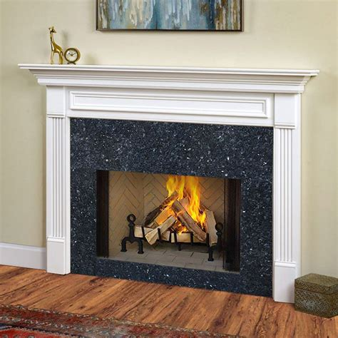stanford 72 wood fireplace mantel shelf fireplace