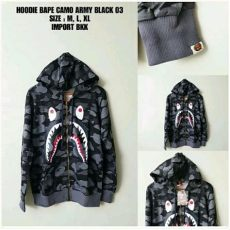 bape hoodie indonesia jual hoodie bape camo army black premium kode 03 di lapak christianto sukwendy christian7777