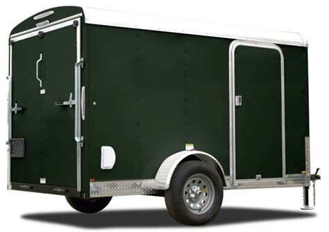 030 beveled aluminum full skin sheets mirage trailer