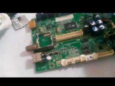 conector de antena tv como reparar el conector de antena roto de un tv led