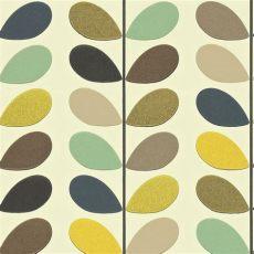 multi stem wallpaper seagreen 110385 harlequin orla kiely wallpapers collection - Harlequin Wallpaper Sale