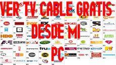 ver canales de tv cable totalmente gratis en mi computadora - Mi Tv No Sintoniza Canales De Cable