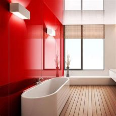 lustrolite high gloss bathroom panels uk bathrooms - High Gloss Shower Wall Panels