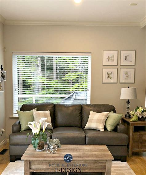 benjamin moore edgecomb gray gray brown couch kylie