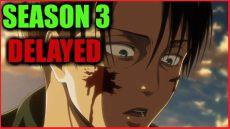 attack on titan season 3 episode 11 full episode dailymotion attack on titan season 3 episode 11 delayed quot bystanders quot
