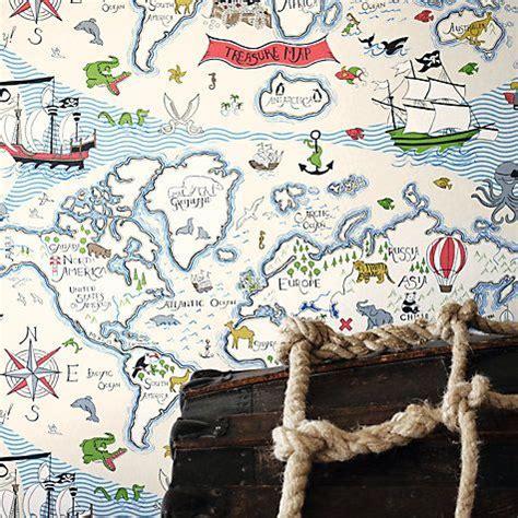 sanderson treasure map wallpaper neutral dlit214040
