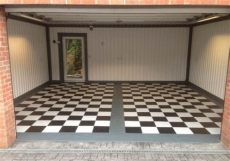 seamless garage floor tiles garage floor tiles uk manufactured interlocking garage flooring