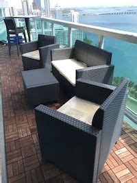 muebles de patio usados en miami outdoor patio furniture outdoor conversation sets patio dining sets usado en venta en miami