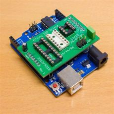 attiny85 programmer shield 174 best attiny85 images on arduino diy electronics and arduino projects