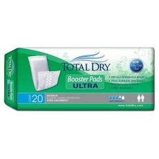 total dry booster pads totaldry ultra booster pads totalhomecaresupplies