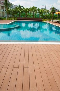 pvc swimming pool deck designs swimming pool composite decking outdoor floor for sale - Pvc Pool Decking