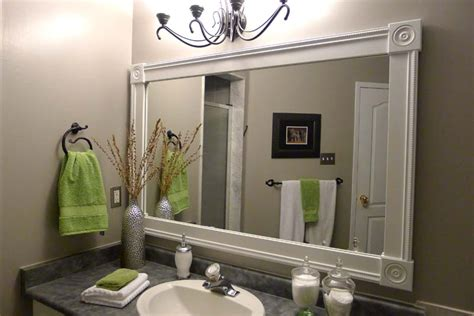 3 simple bathroom mirror ideas midcityeast
