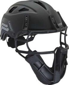 worth lgtph b legit slowpitch softball pitchers helmet mask black lgtph b ebay - Worth Legit Pitching Mask Visor
