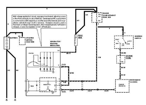 wiring diagram internal regulator alternator images electrical wiring