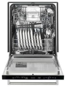 lavavajillas kitchenaid kitchenaid stainless steel dishwasher kdtm354ess