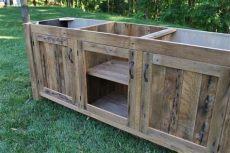 pallet wood vanity plans diy rustic pallet vanity paneled doors pallet furniture plans