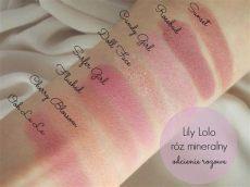lily lolo doll face blush kosmetykovelove mineralny r 243 ż do policzk 243 w recenzja i swatche blush swatch