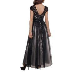 sears vestidos de noche tallas extras vestido de noche talle de encaje by nites sears mx me entiende