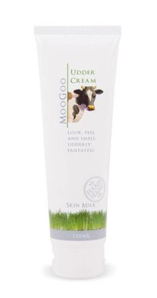 moogoo udder cream vs full cream moogoo skin milk udder reviews productreview au