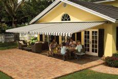 sunsetter installation motorized sunsetter motorized retractable awning 18 x 10 ft deck patio sunsetter awning ebay