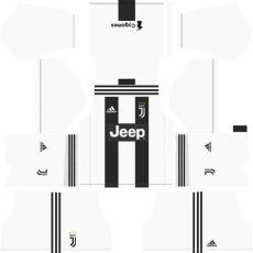 juventus kits logo url league soccer 2018 2019 - Juventus Kit 201819 Dls