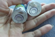 geo medical contact lens review looi review geo nudy violet contact lens